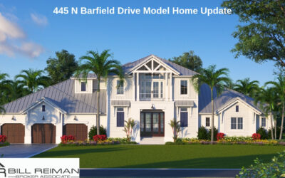 The 445 North Barfield Model Home Update 3