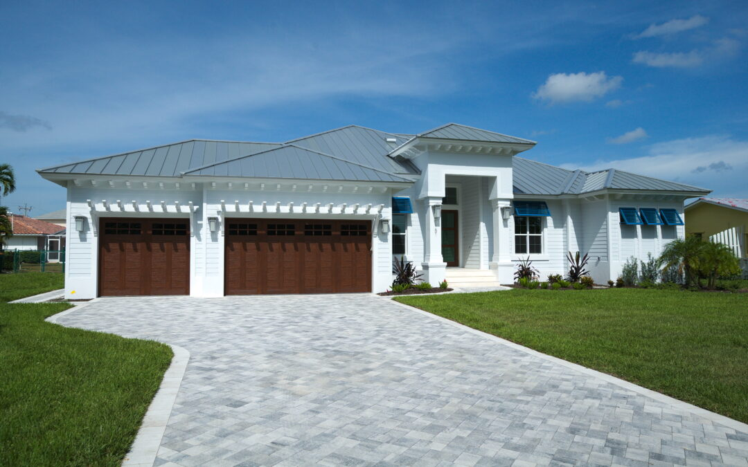 ONE-OF-A-KIND, CUSTOM-DESIGNED RESIDENCE ON MARCO ISLAND