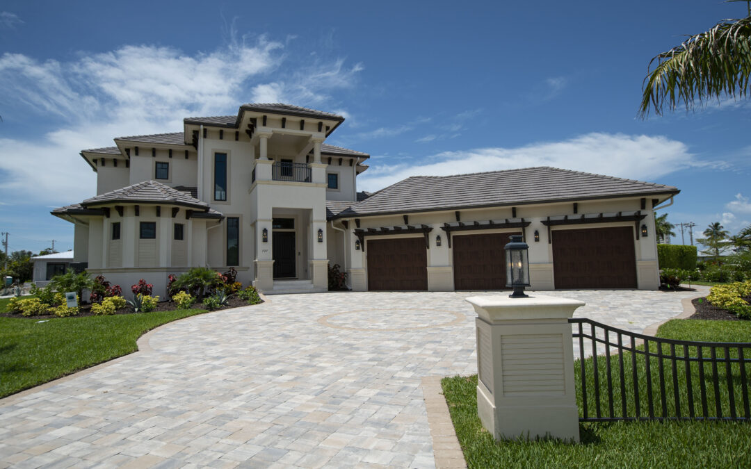 Castaways Marco Island Custom Home